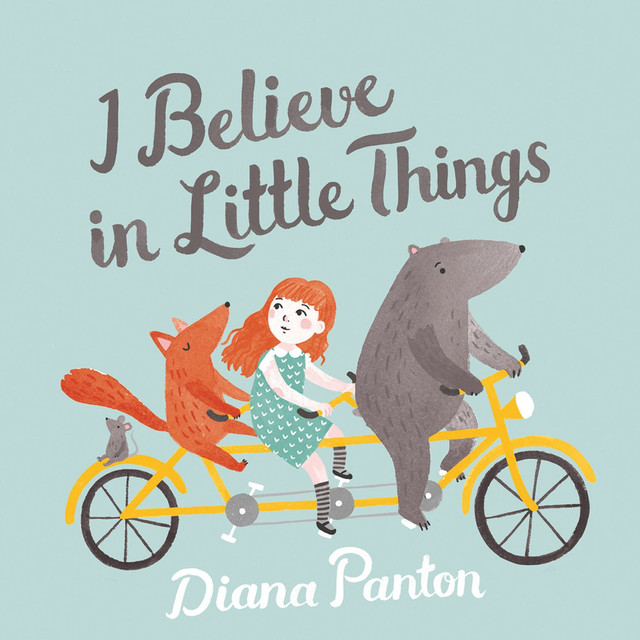 I Believe in Little Things Albumcover