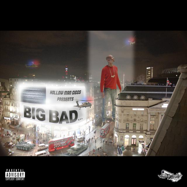 Album cover for BIG BAD... by Giggs