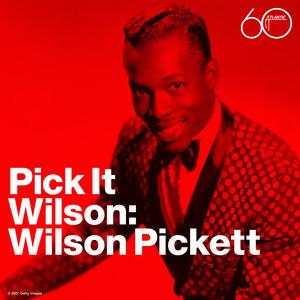 Pick It Wilson Albumcover