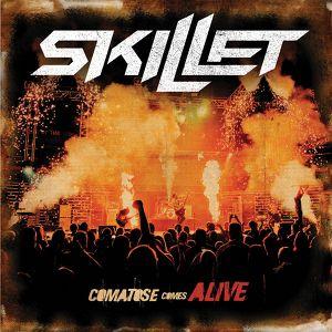 Comatose Comes Alive (Deluxe) Albumcover
