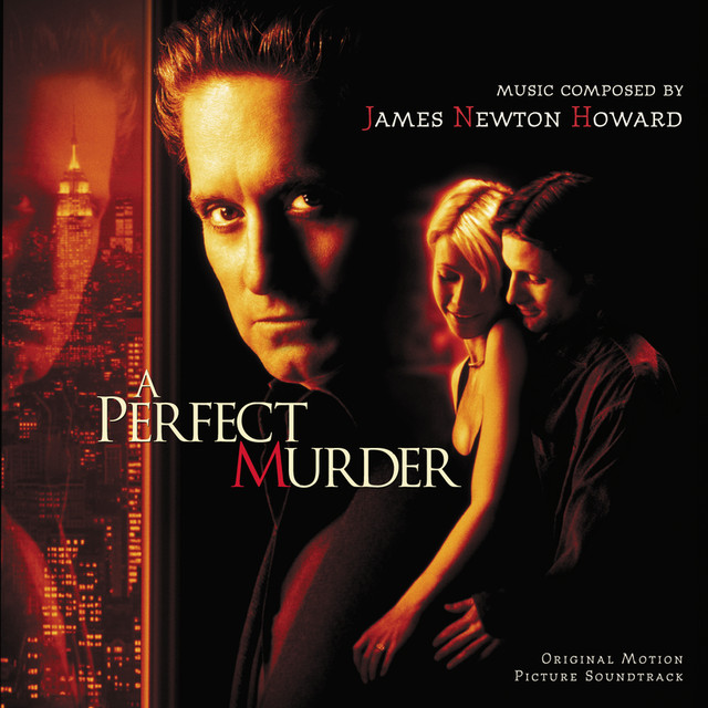A Perfect Murder (Original Motion Picture Soundtrack) Albumcover