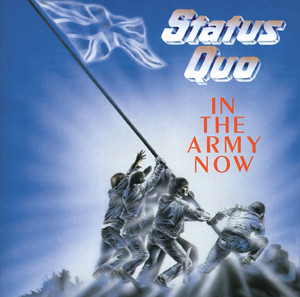 In the Army Now album