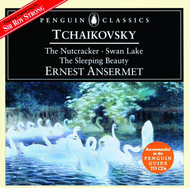 Tchaikovsky: The Nutcracker; Swan Lake; Sleeping Beauty Albumcover