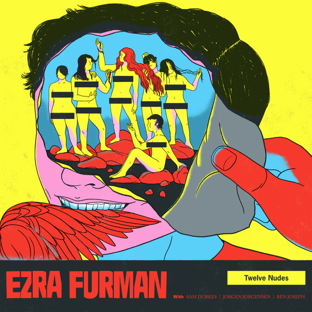 Album cover for Twelve Nudes by Ezra Furman