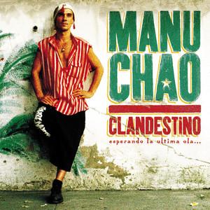 Clandestino Albumcover