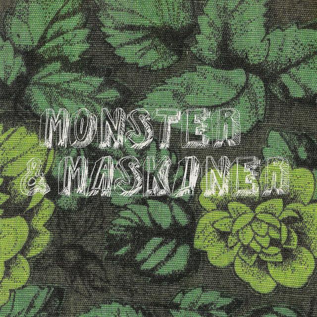 Skivomslag för Monster & Maskiner: Monster & Maskiner