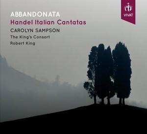 Abbandonata: Handel's Italian Cantatas Albümü