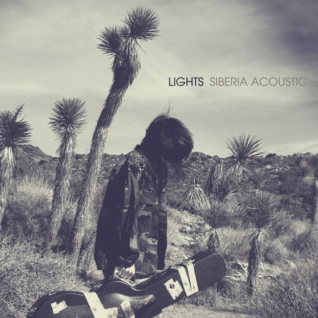 Lights Siberia (acoustic) album cover