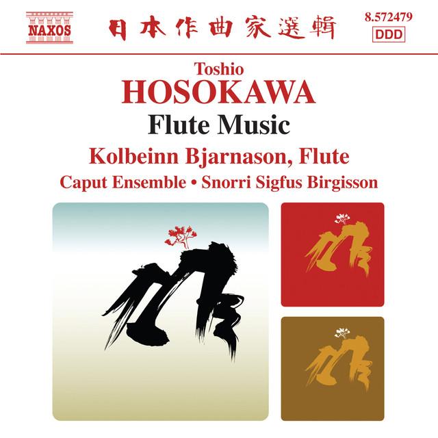Hosokawa: Flute Music