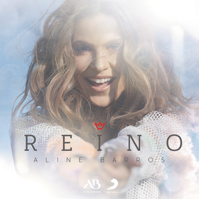 Album cover for Reino by Aline Barros