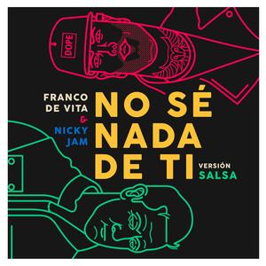 No Sé Nada de Ti (Versión Salsa) Albümü