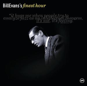 Bill Evans' Finest Hour album