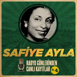 Safiye Ayla ile Radyo Günleri, Vol. 4 Albümü