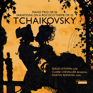 Tchaikovsky: Variations on a Rococo Theme in A Major for Cello and Fortepiano Albümü