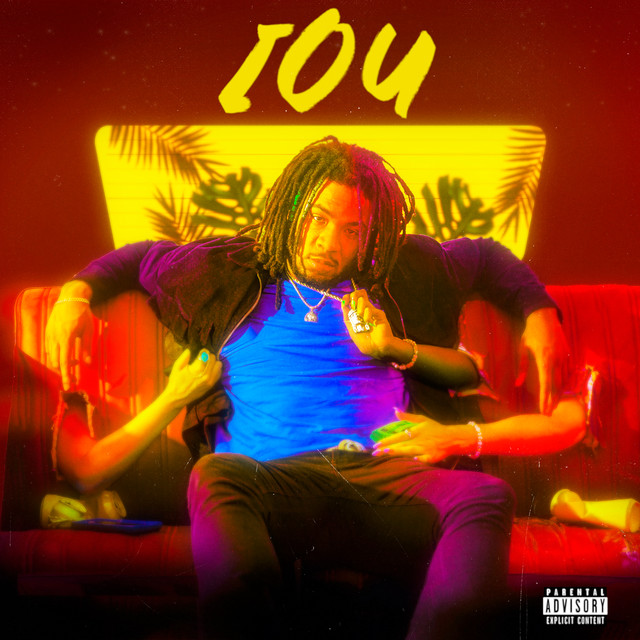 Album cover for I.O.U. by YGTUT