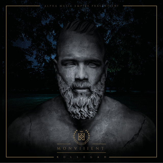 Album cover for Monument by Kollegah