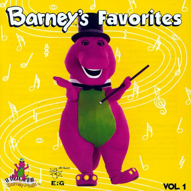 Barney's Favorites Volume 1 by Barney