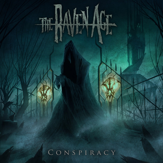 Album cover for Conspiracy by The Raven Age