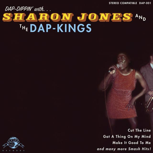 Sharon Jones Dap Dippin' with Sharon Jones & The Dap-Kings album cover