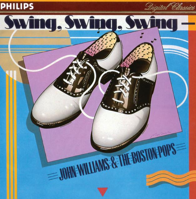 John Williams Swing, Swing, Swing album cover
