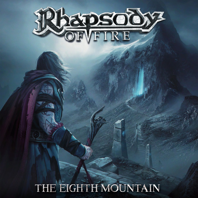 Album cover for The Eighth Mountain by Rhapsody Of Fire