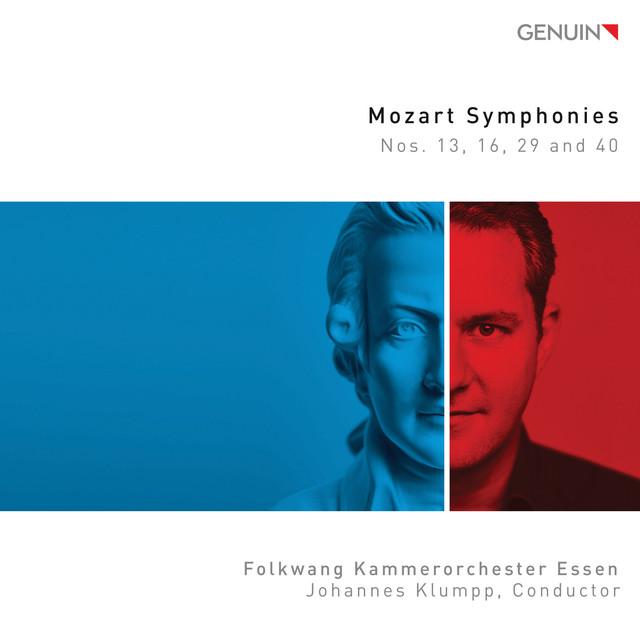 Mozart: Symphonies Nos. 13, 16, 29 & 40