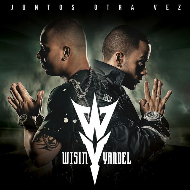 Album cover for Juntos Otra Vez by Wisin & Yandel