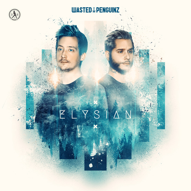 Album cover for Elysian by Wasted Penguinz