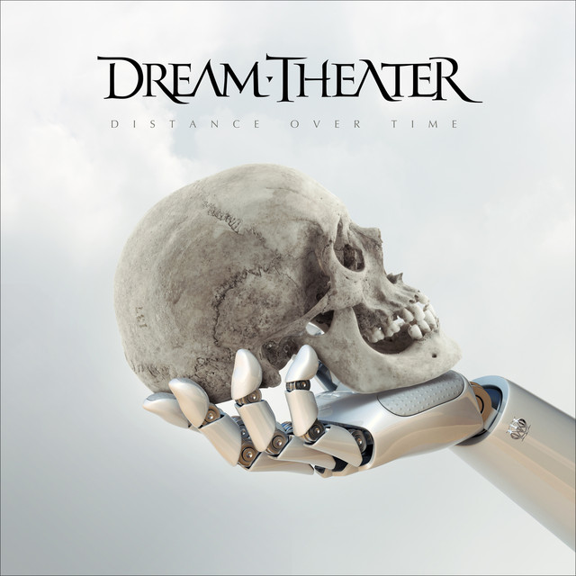Album cover for Distance Over Time (Bonus track version) by Dream Theater