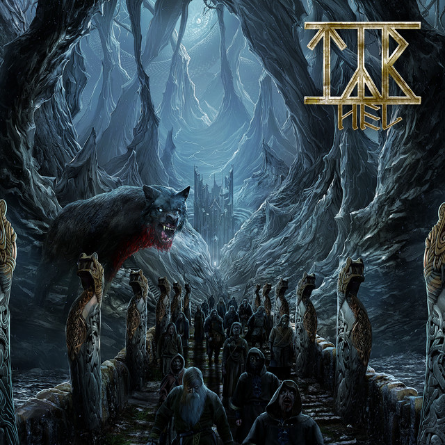 Album cover for Hel by Týr