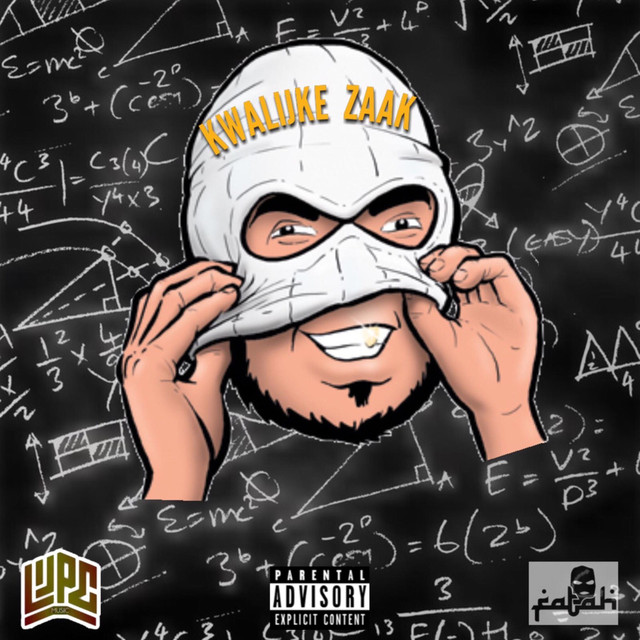 Album cover for Kwalijke Zaak by Fatah