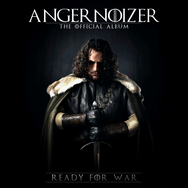 Album cover for Ready For War by Angernoizer