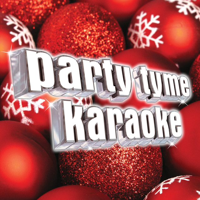 Karaoke Christmas Songs.Party Tyme Karaoke Christmas 65 Song Pack By Party Tyme