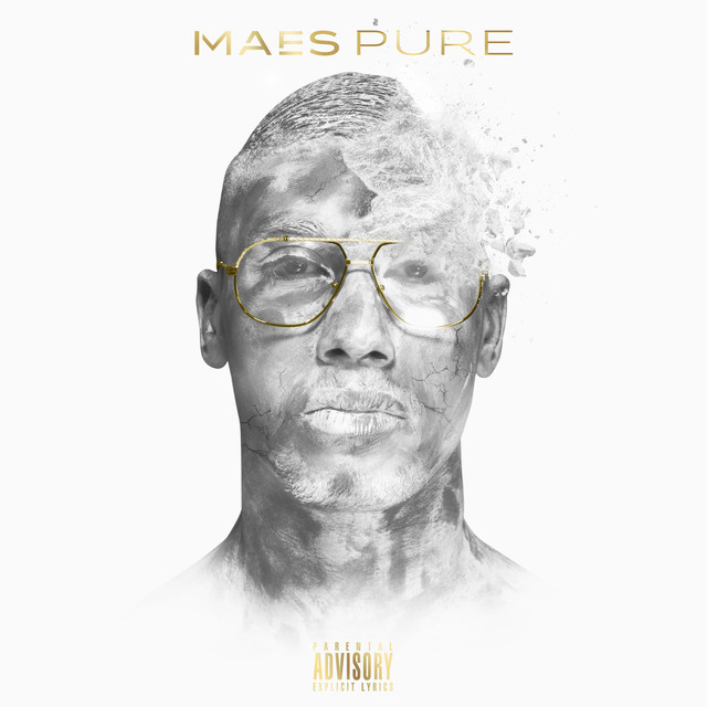 Album cover for Pure by Maes