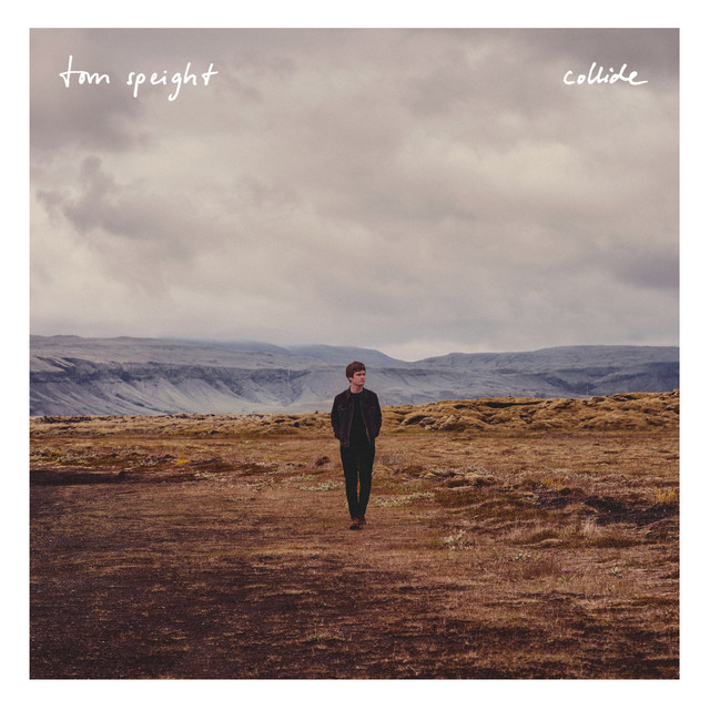 Album cover for Collide by Tom Speight
