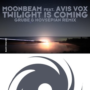 Copertina di Moonbeam - Twilight is Coming (Grube & Hovsepian Remix)