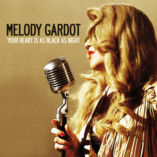 YOUR HEART IS AS BLACK AS NIGHT CHORDS by Melody Gardot ...