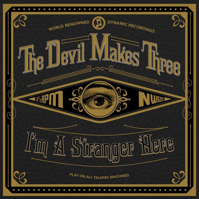 I'm a Stranger Here (Deluxe)