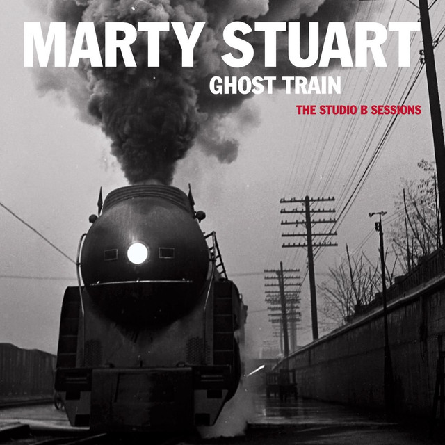 Ghost Train: The Studio B Sessions