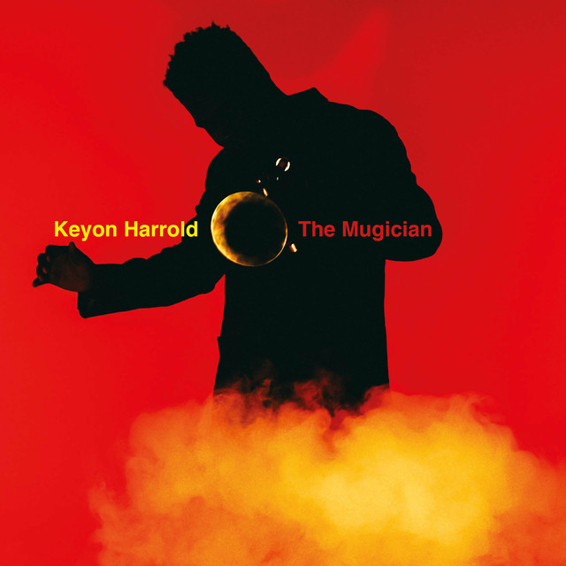 Album cover for The Mugician by Keyon Harrold
