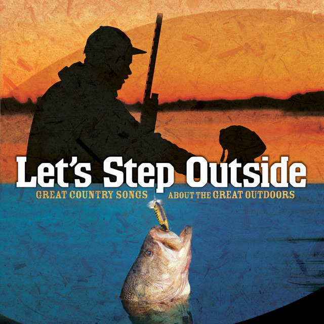 Various Artists Let's Step Outside album cover
