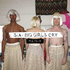 Big Girls Cry (Remixes) Albumcover