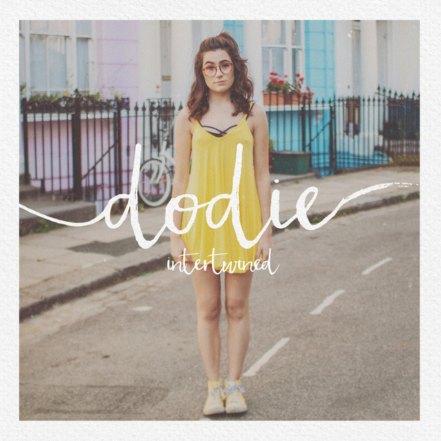 Album cover for Intertwined - EP by dodie