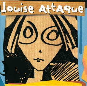 Louise Tes yeux se moquent cover