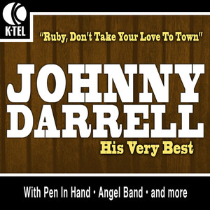 Johnny Darrell Ruby, Don't Take Your Love to Town cover