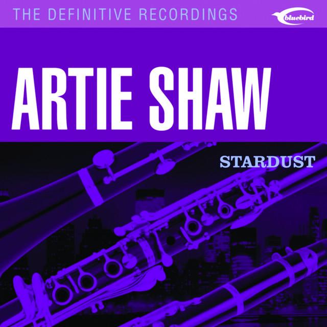 Artie Shaw Stardust album cover