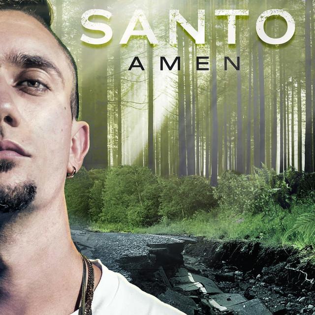 Album cover for Amen by Santo