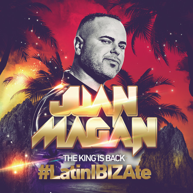 The King Is Back (#LatinIBIZAte) Albumcover