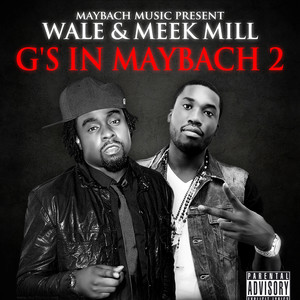 G's In Maybach 2 Albumcover
