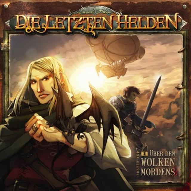 Die Letzten Helden - 01 Über Den Wolken Mordens Cover